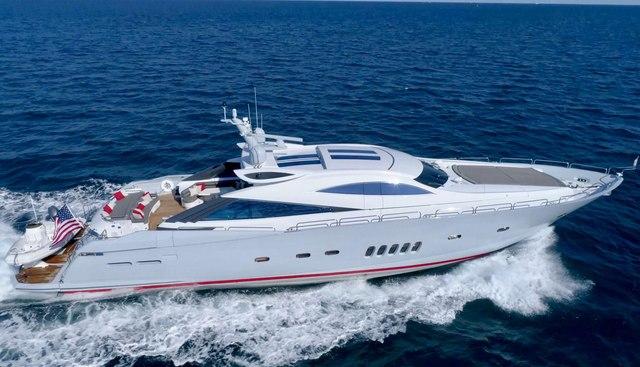 Privee Charter Yacht