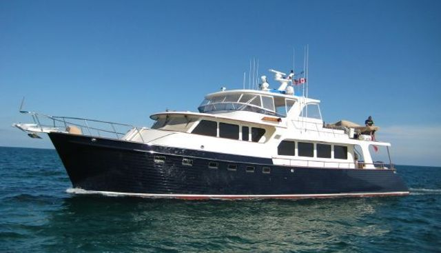 Dawn Charter Yacht