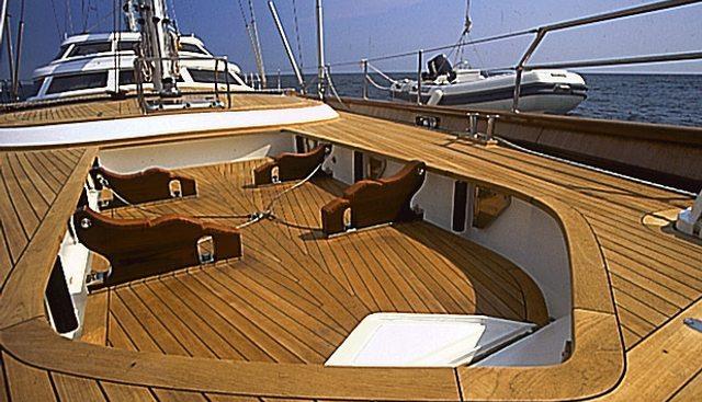 Carlotta Charter Yacht - 4