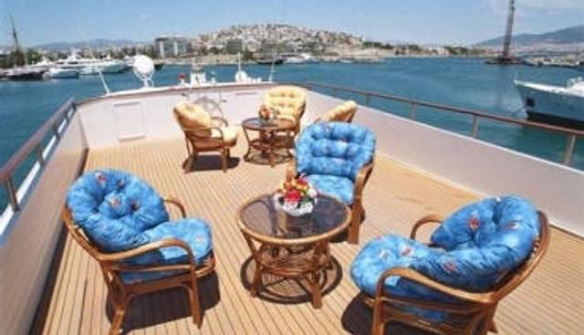 Theodora Charter Yacht - 3