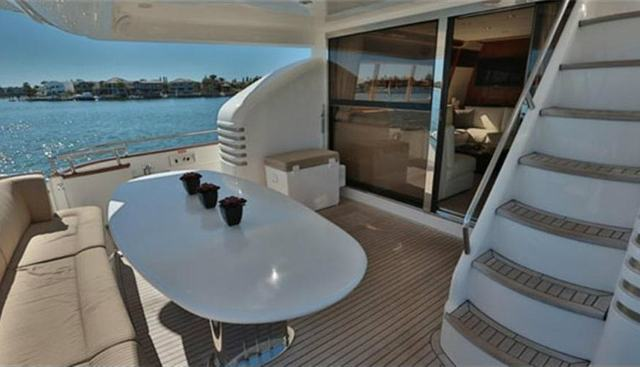Colleena J Charter Yacht - 4