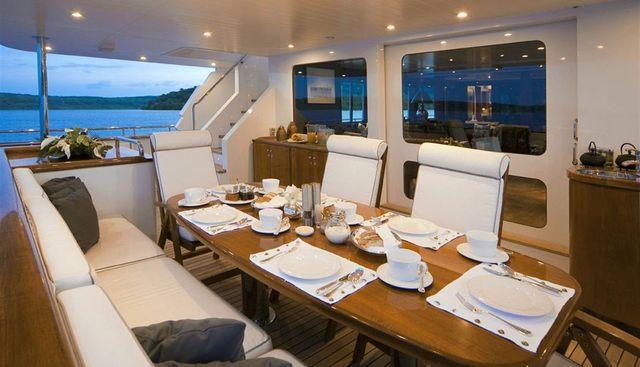 Koi Charter Yacht - 4