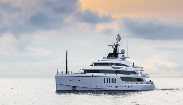 Metis Charter Yacht