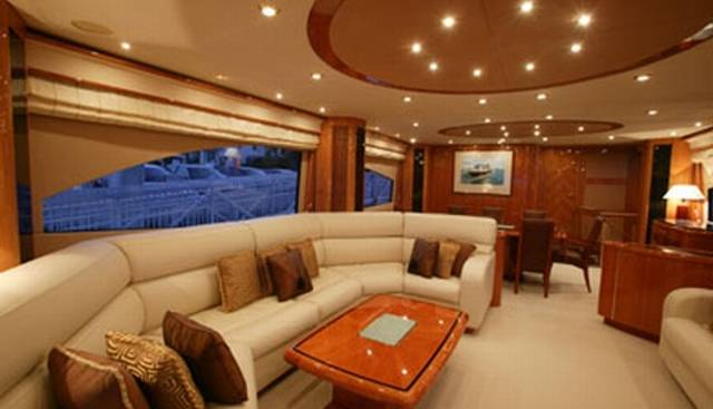 Pearl  Charter Yacht - 3