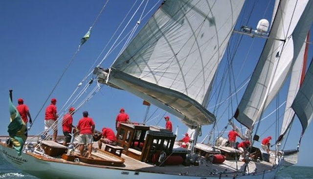 Atrevida Charter Yacht
