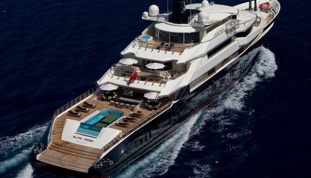 Alfa Nero Charter Yacht - 3