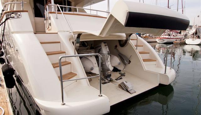 Stella Mia Charter Yacht - 4