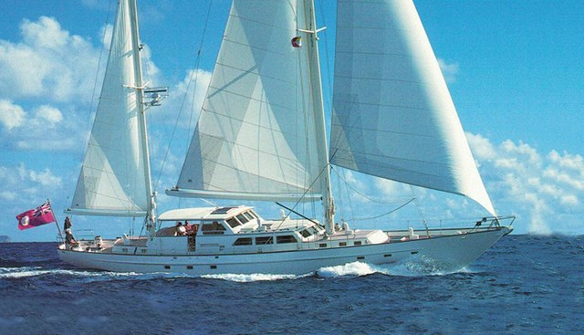 Evening Star Charter Yacht