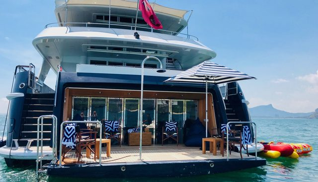 Lady Azul Charter Yacht - 5