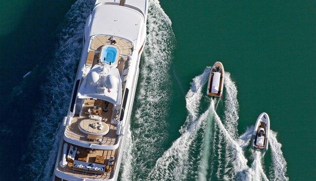 April Charter Yacht - 3