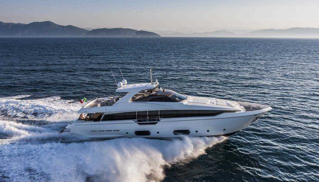 Aleksandra I Charter Yacht