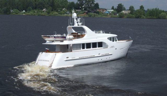 Aelita Charter Yacht - 2
