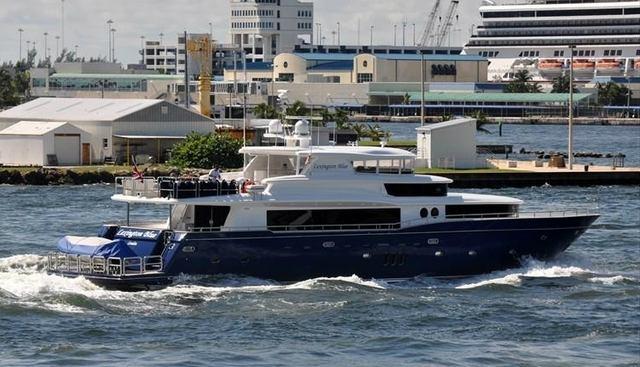 Escapade Q Charter Yacht - 2