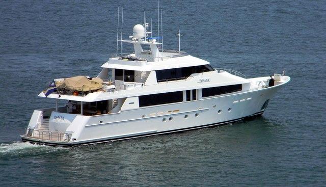 Tsalta Charter Yacht - 5