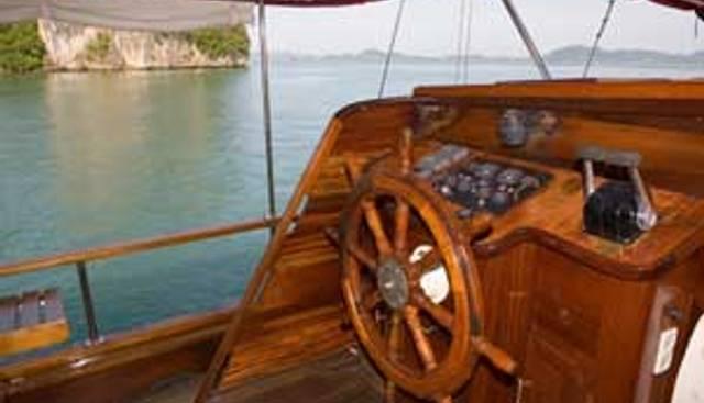 Classic Ketch Charter Yacht - 2