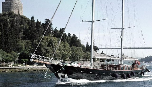 Sureyya V Charter Yacht - 6