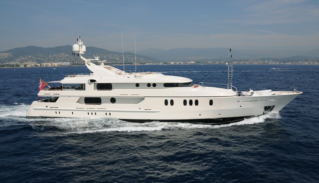 Seahorse Charter Yacht
