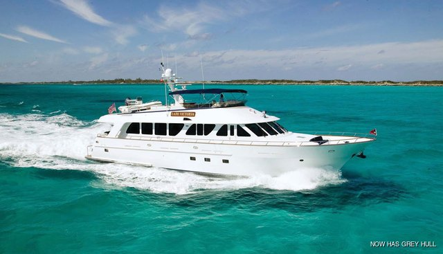 Lady Victory Charter Yacht