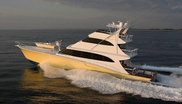 Marlena Charter Yacht