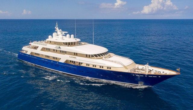 Laurel Charter Yacht