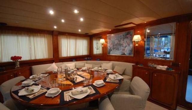 Rigel Charter Yacht - 8