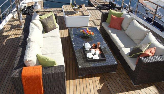 Sunny Hill Charter Yacht - 2