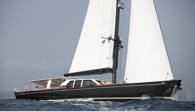 Akalam Charter Yacht