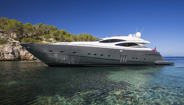 Tiger Lily of London Charter Yacht