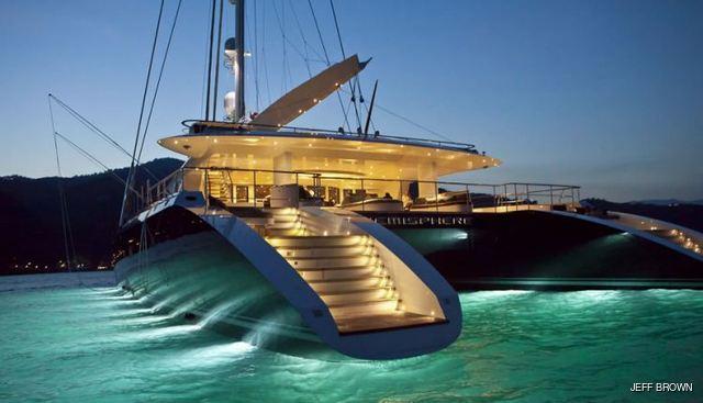 Hemisphere Charter Yacht - 5