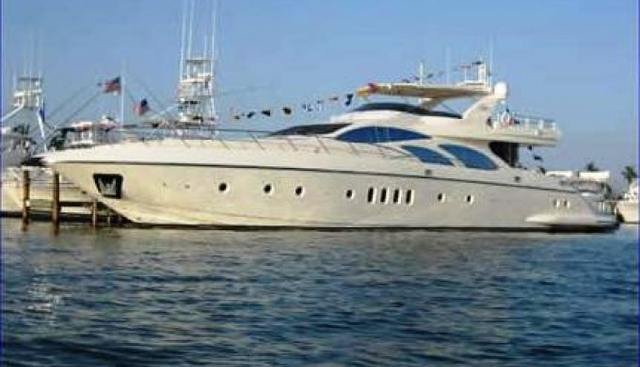 Arbitrage Charter Yacht