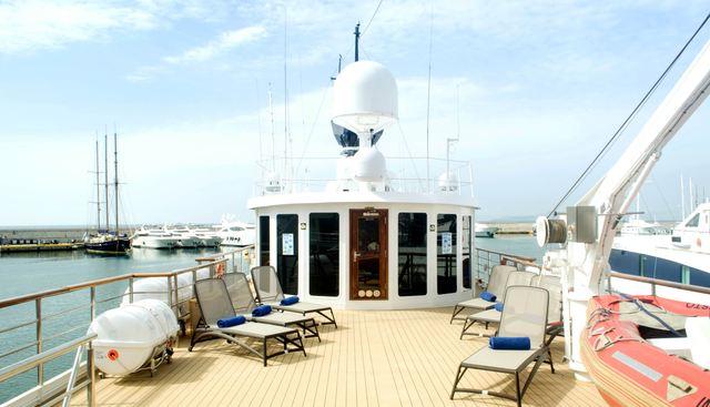 Callisto Charter Yacht - 4