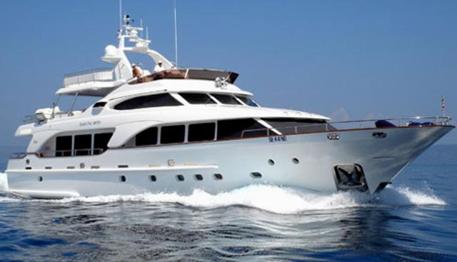 Darling Boys Charter Yacht