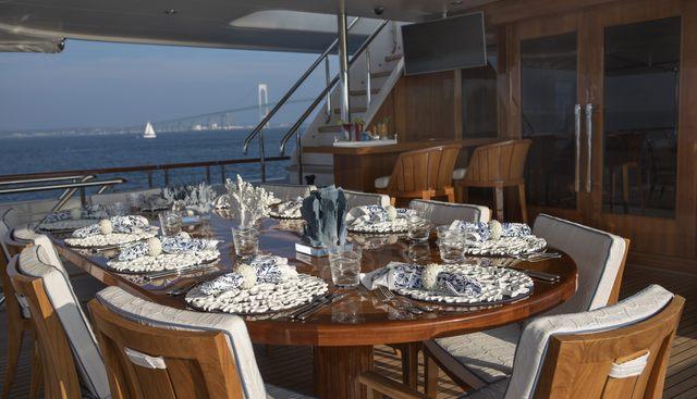 Cynthia Charter Yacht - 8