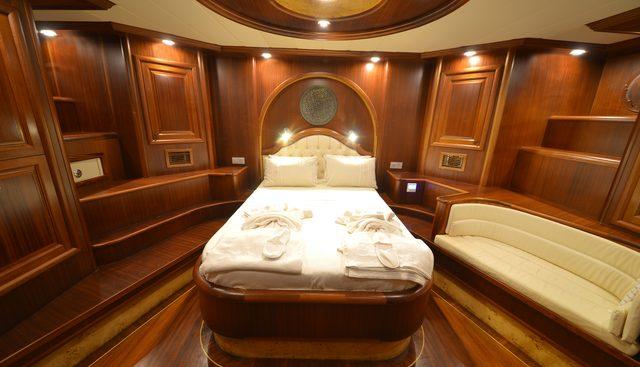 K Mehmet Bugra Charter Yacht - 6