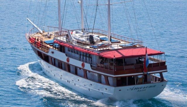 Amorena Charter Yacht