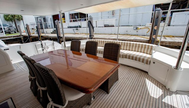 La Manguita Charter Yacht - 4
