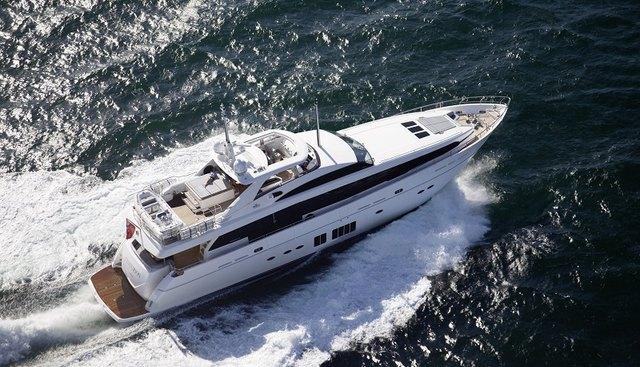 Antheya II Charter Yacht - 3