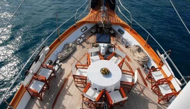 Rigel Charter Yacht - 2