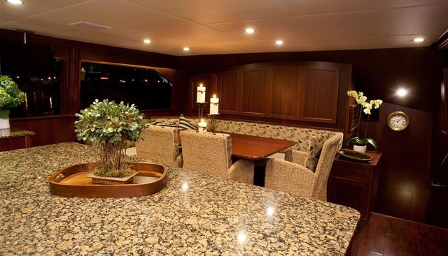 Stardust Charter Yacht - 7