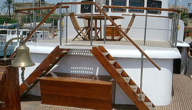 Maha Charter Yacht - 3