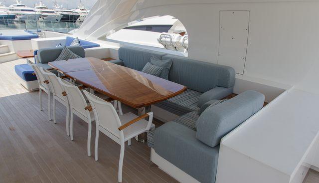 I Sea Charter Yacht - 5