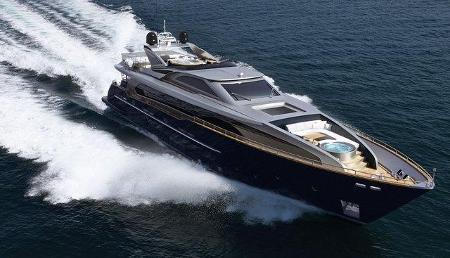 Harun Charter Yacht