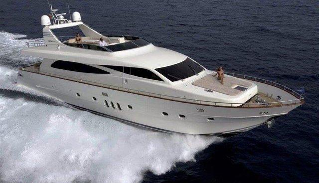 Ellisium Charter Yacht
