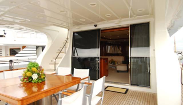 Grand Mariana IV Charter Yacht - 2