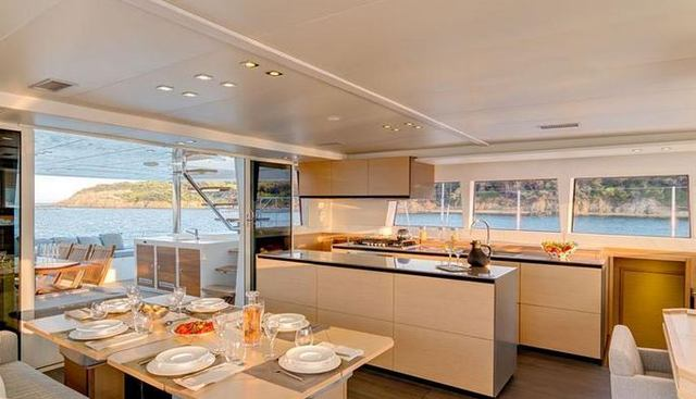 Enigma Charter Yacht - 3