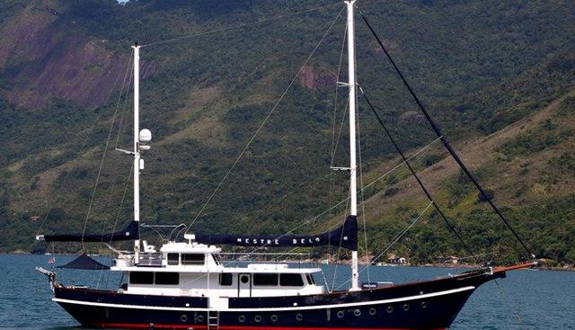 Mestre Belo Charter Yacht