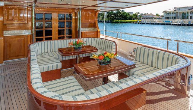 Nadan Charter Yacht - 3