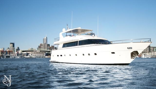 Pearl Charter Yacht