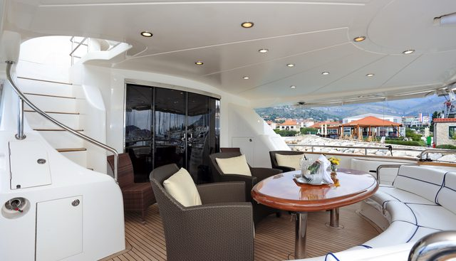 Lady Marcelle Charter Yacht - 4
