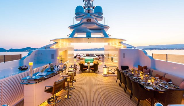 Lucky Lady Charter Yacht - 2